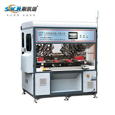 NK-BXG05 Automobile Bumper Ultrasonic Welding Mach