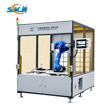 Scara Robot Ultrasonic Welding Machine