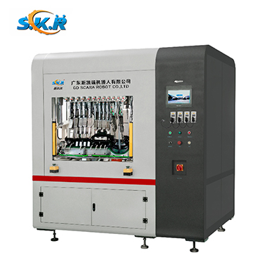NK-YBT002 Auto Cockpit Ultrasonic Welding Machine