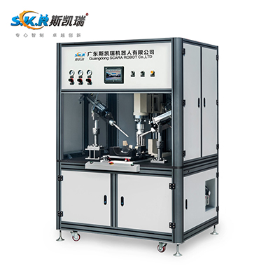 NK-CZ001 Automobile C Pillar Ultrasonic Welding Ma