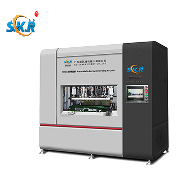 Automobile Panel Ultrasonic Welding Machine