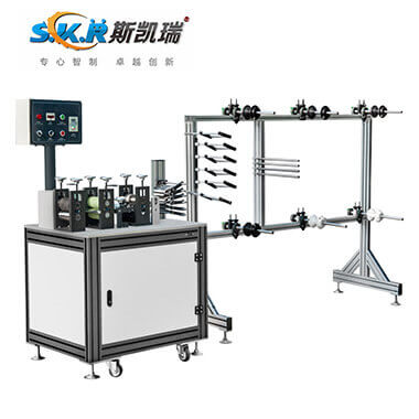 SKR-CMM03 Cup Mask Covering Piece Making Machine
