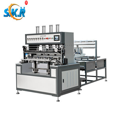 NK-CMM10 Automatic Cup Mask Forming Machine